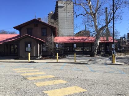 Overwork Train Station